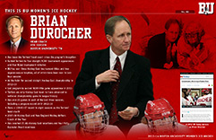 2013-14 Boston University Women's Ice Hockey Virtual Media Guide