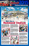 2015 Fort Myers Miracle Game Program