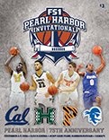 2016 FS1 Pearl Harbor Invitational Program Cover