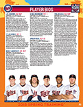 2015 Minnesota Twins Spring Training Game Program